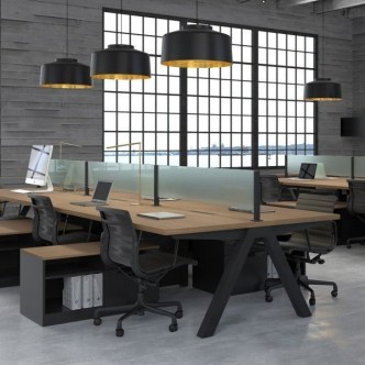 Delicate Two Seat Workspace Design Ideas To Try Right Now 15