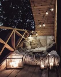 Enchanting College Bedroom Design Ideas With Outdoor Reading Nook 28
