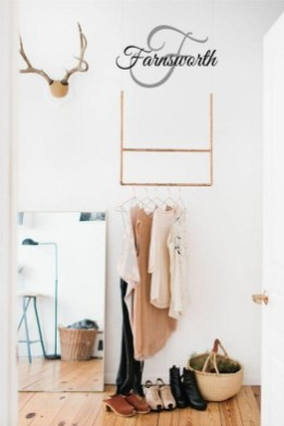 Modern Clothing Racks Design Ideas For Narrow Space To Try Asap 07