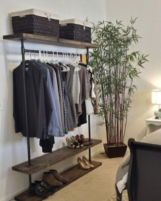 Modern Clothing Racks Design Ideas For Narrow Space To Try Asap 15