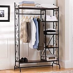 Modern Clothing Racks Design Ideas For Narrow Space To Try Asap 24
