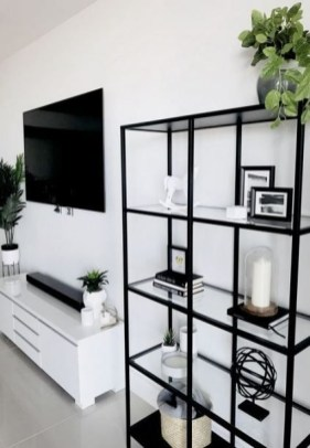 Modern White Apartment Design Ideas To Try Right Now 07