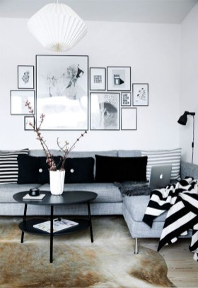 Modern White Apartment Design Ideas To Try Right Now 08