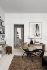 Modern White Apartment Design Ideas To Try Right Now 20
