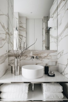 Modern White Apartment Design Ideas To Try Right Now 26