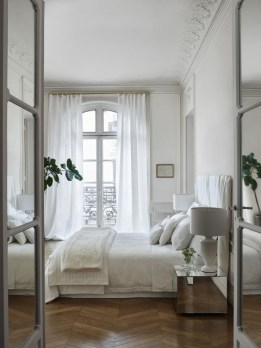 Modern White Apartment Design Ideas To Try Right Now 36
