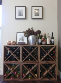 Stunning Diy Wine Storage Racks Design Ideas That You Should Have 46