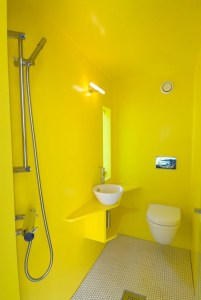 Top Fresh Orange Bathroom Design Ideas To Try Asap 13