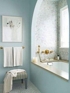 Top Fresh Orange Bathroom Design Ideas To Try Asap 23