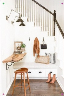 Wonderful Small House Renovations Design Ideas That Have A Stylish Wood Furniture 20