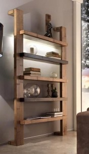 Wonderful Small House Renovations Design Ideas That Have A Stylish Wood Furniture 40