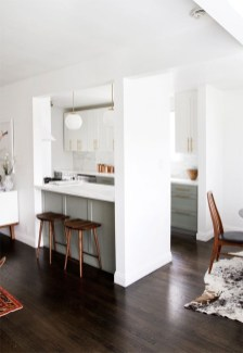 Wonderful Small House Renovations Design Ideas That Have A Stylish Wood Furniture 43
