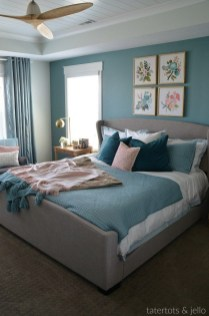 Amazing Bedroom Color Design Ideas For Cozy Bedroom Inspiration To Try 29