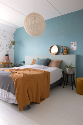Amazing Bedroom Color Design Ideas For Cozy Bedroom Inspiration To Try 36