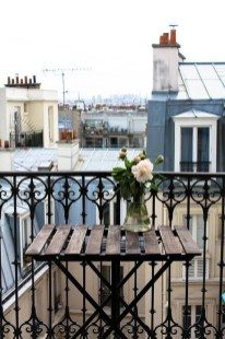 Amazing Classical Terrace Design Ideas To Try This Spring 47