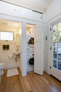 Astonishing Small Laundry Room Design Ideas For Organization To Try 12