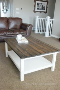 Awesome Diy Coffee Table Design Ideas With Cheap Material 03