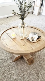 Awesome Diy Coffee Table Design Ideas With Cheap Material 11