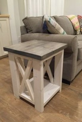 Awesome Diy Coffee Table Design Ideas With Cheap Material 18