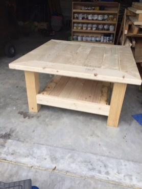 Awesome Diy Coffee Table Design Ideas With Cheap Material 25