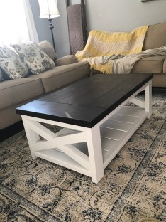 Awesome Diy Coffee Table Design Ideas With Cheap Material 28