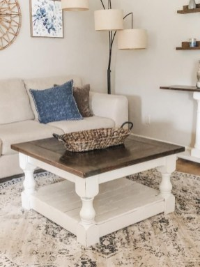 Awesome Diy Coffee Table Design Ideas With Cheap Material 33
