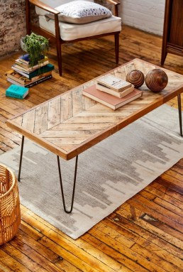 Awesome Diy Coffee Table Design Ideas With Cheap Material 36