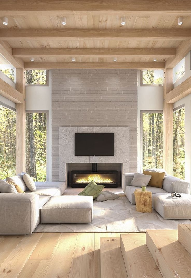 Awesome Living Room Wood Floor Decoration Ideas That You Need To Try 07