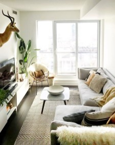 Awesome Living Room Wood Floor Decoration Ideas That You Need To Try 22