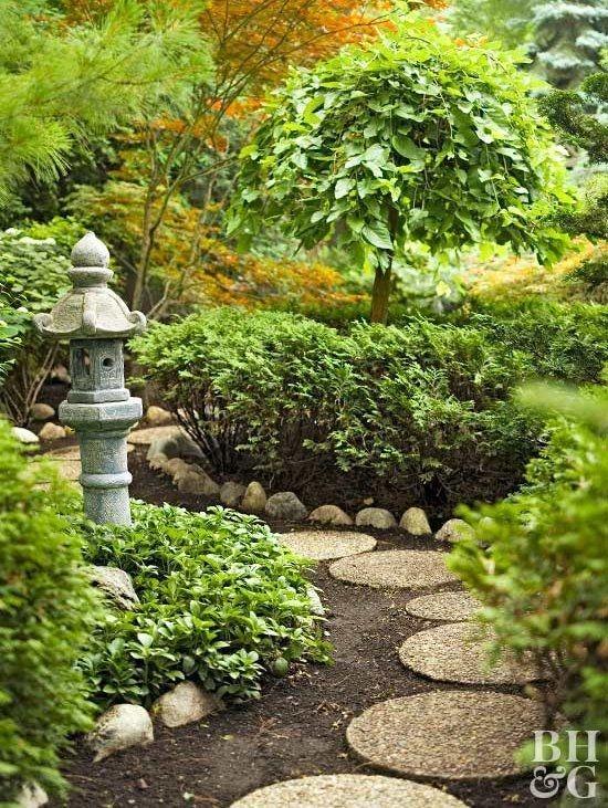 Best Japanese Garden Design Ideas That Looks So Stunning 02