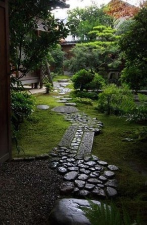 Best Japanese Garden Design Ideas That Looks So Stunning 45