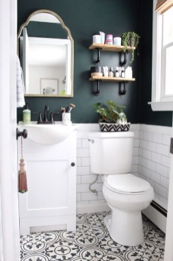 Brilliant Bathroom Wall Décor Ideas That Will Awesome Your Home 06
