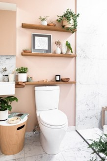 Brilliant Bathroom Wall Décor Ideas That Will Awesome Your Home 20