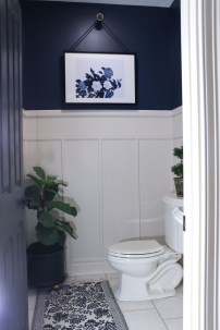 Brilliant Bathroom Wall Décor Ideas That Will Awesome Your Home 30