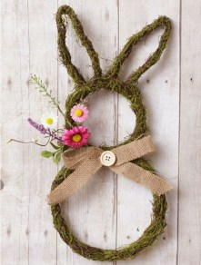 Charming Easter Wall Decoration Ideas That Inspire You Today 30