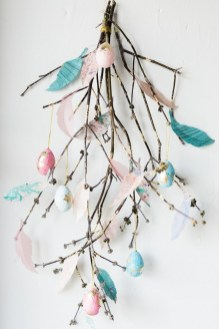 Charming Easter Wall Decoration Ideas That Inspire You Today 34
