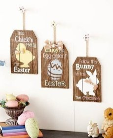 Charming Easter Wall Decoration Ideas That Inspire You Today 50