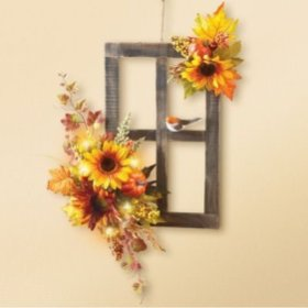 Cool Wood Sunflower Wall Decor Ideas That You Need To Try 08