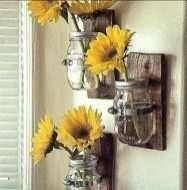 Cool Wood Sunflower Wall Decor Ideas That You Need To Try 18