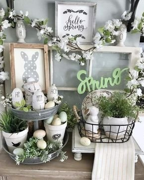 Elegant Easter Diy Home Decoration Ideas To Try Asap 06