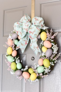 Elegant Easter Diy Home Decoration Ideas To Try Asap 09