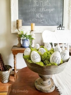 Elegant Easter Diy Home Decoration Ideas To Try Asap 19