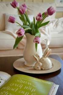 Elegant Easter Diy Home Decoration Ideas To Try Asap 32