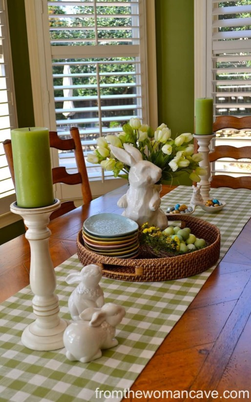 Elegant Easter Diy Home Decoration Ideas To Try Asap 38