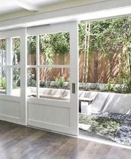 Incredible Glass Doors Ideas For Exterior Design To Try Today 01