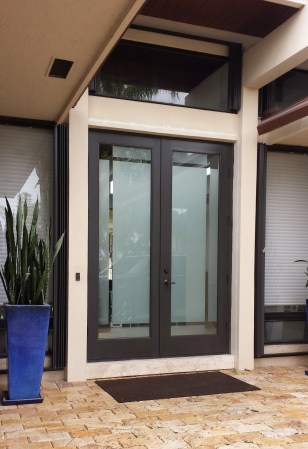 Incredible Glass Doors Ideas For Exterior Design To Try Today 07