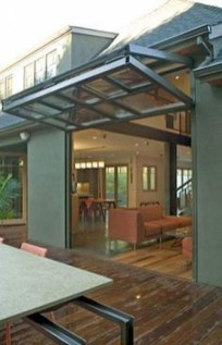 Incredible Glass Doors Ideas For Exterior Design To Try Today 10