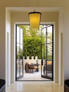 Incredible Glass Doors Ideas For Exterior Design To Try Today 12