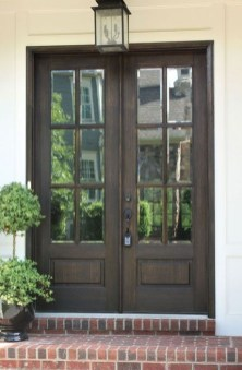 Incredible Glass Doors Ideas For Exterior Design To Try Today 40