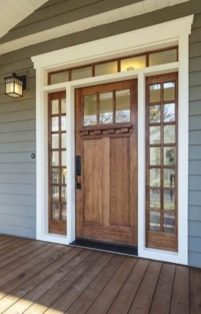 Incredible Glass Doors Ideas For Exterior Design To Try Today 44